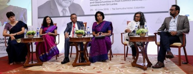 Dissecting Sri Lanka's Post Conflict Growth: Is Sustainability Attainable?