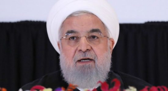 U.S. wants 'regime change' in Iran – Rouhani