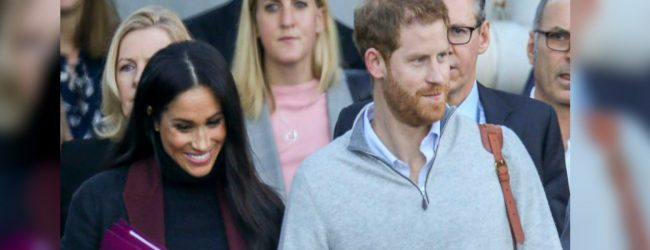 Prince Harry and Meghan arrive in Sydney ahead of royal tour