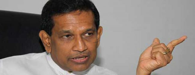 """Government has committed mistakes"" – Minister Rajitha"