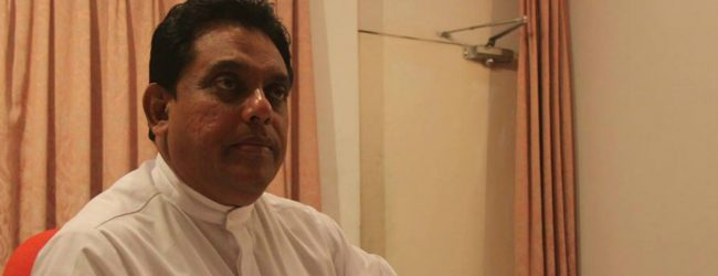 A.S.P. Liyanage defends carrying the bags of Rajapaksa children