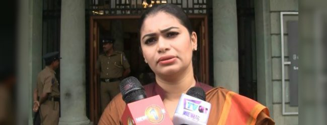 Hirunika Premachandra denies corruption allegations