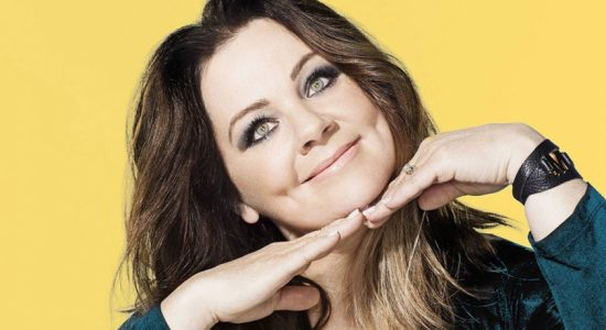 Melissa McCarthy, star of 'Bridesmaids', says just as comfortable with drama