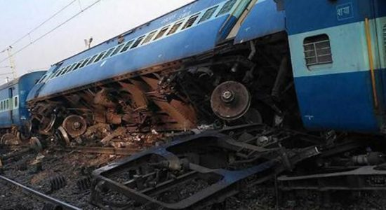 India's Punjab state chief minister says train accident killed 59