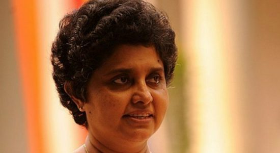 Removal of fmr. chief justice Shirani Bandaranayake