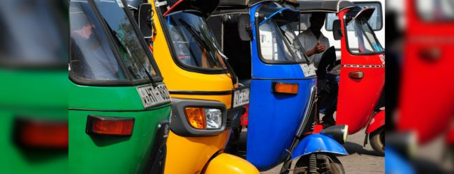 Three wheeler drivers running without a meter to be brought before courts
