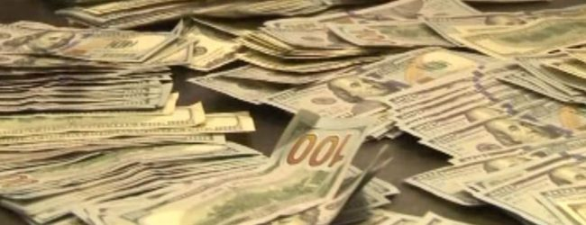 Foreign currency worth over Rs.6.4Mn seized at BIA