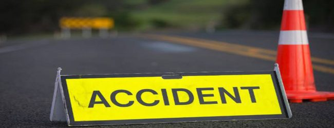 Two dead following an accident in Mahawa