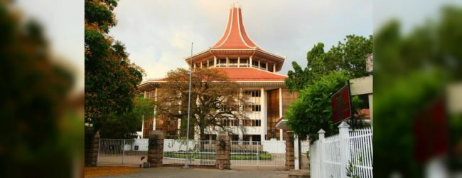 8 petitions against Counter Terrorism Bill