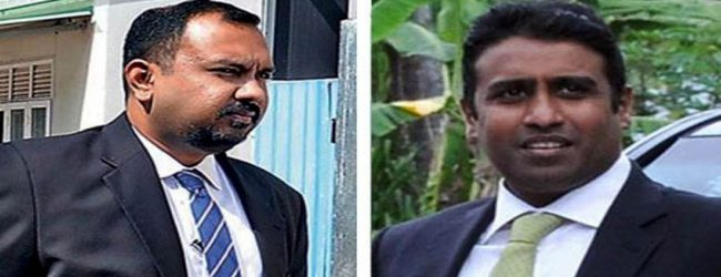 Kasun Palisena and Arjun Aloysius remanded till the 8th of November