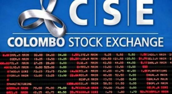 Stock exchange makes steady gains amidst political turmoil