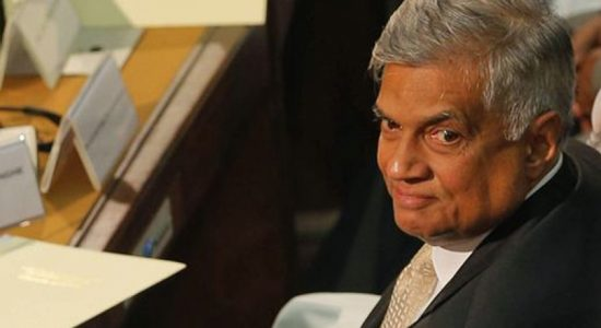 Ranil claims UPFA offer UNP MPs up to Rs 250 milliom to switch sides