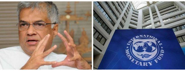 IMF halted support due to SL's confusing situation