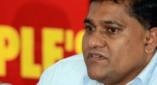 JVP does not support Ranil
