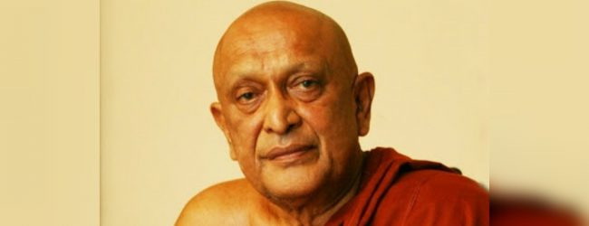 Remembering Ven. Maduluwawe Sobitha Thero