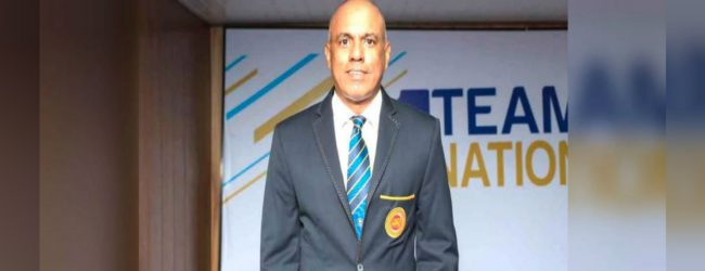 SLC Manager Charith Senanayake resigns