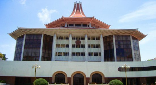 Court hearing of petitions against Parliament dissolution to continue tomorrow