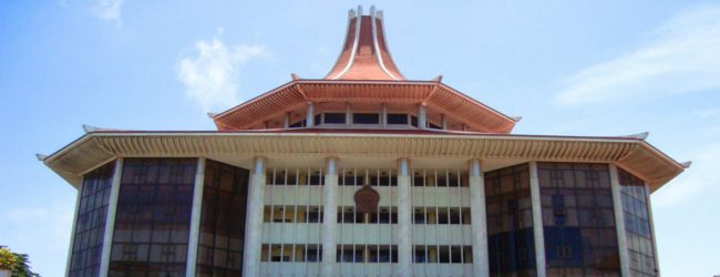 Interim order issued against dissolution of parliament