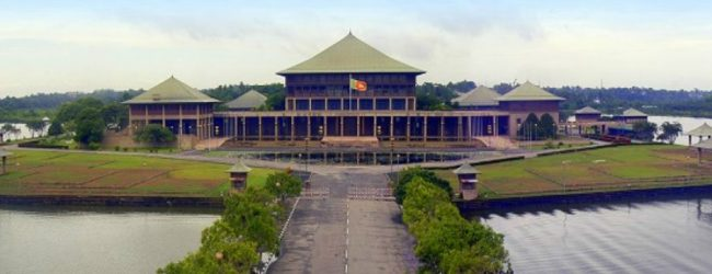 Parliament to convene at 10.00 am