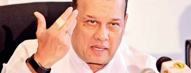Sri Lanka's Prime Minister still undecided