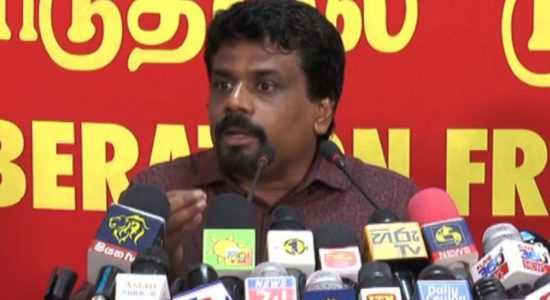 No plans to impeach the President – JVP