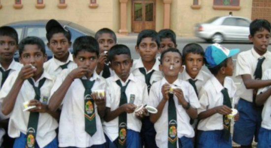 Schools in the North close down due to 'Gaja' cyclone