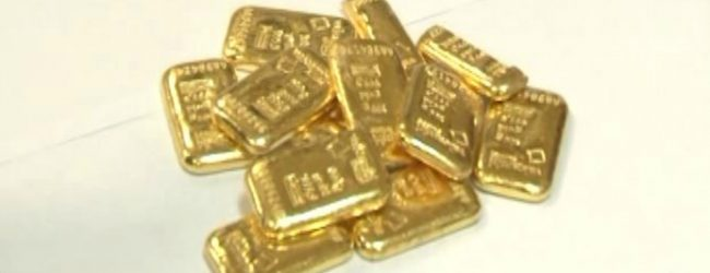 Three arrested with 48 Gold biscuits at BIA