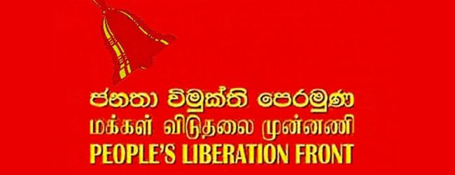 Govt does not have majority – JVP