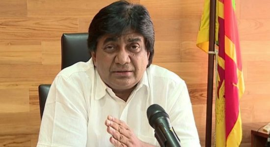 """""""No one can chase MR from the PM seat"""" – MP Dilan Perera"""
