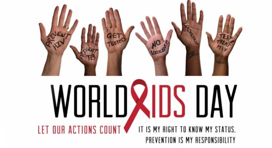 Battle against HIV continues – World AIDS day