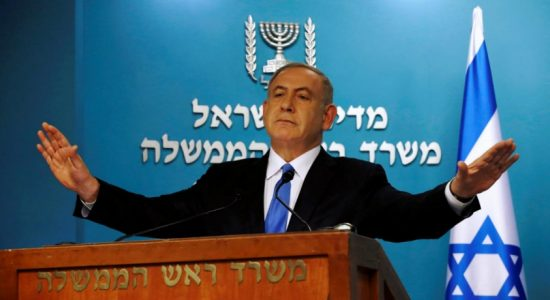 Israeli police recommends indictment for PM Netanyahu