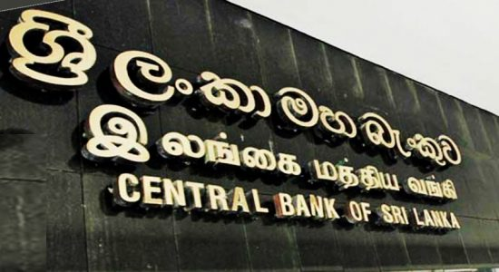 CBSL rejects Ceylon Today reports on Goverment's money printing liability