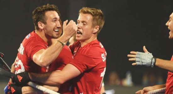 Hockey – England knocks Ireland out of World Cup with 4-2 victory