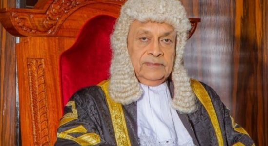 FR petition against Speaker Karu Jayasuriya