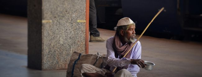 180 disguised beggars and vendors under arrest