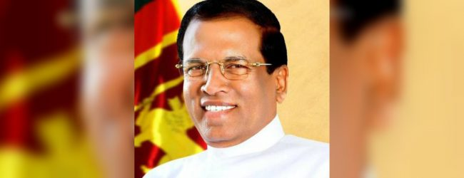 President Sirisena and SLPP begin drawing up plans for elections