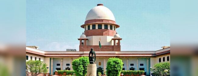 Indian Supreme Court dismisses plea against J&K Governor's decision