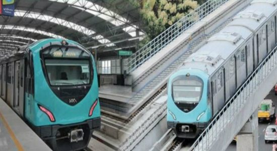 Sri Lanka's first ever electric railway system to be constructed