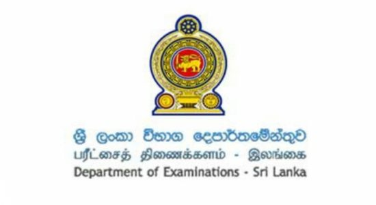 Dept. of Examinations to cancel O/L results of five students