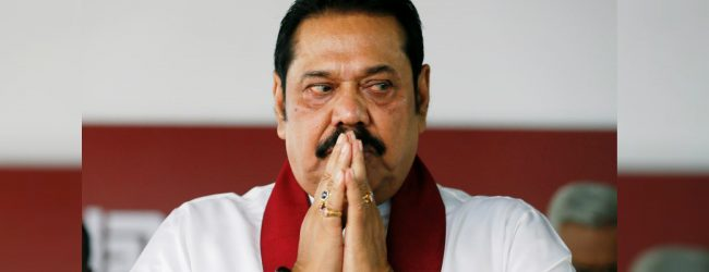 Mahinda Rajapaksa to resign from post of PM