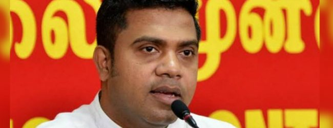 Ranil lost the ethical right to crack down on corruption after the bond scam – Nalinda