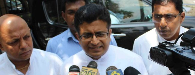 """SLFP will not support any other government"" – President"