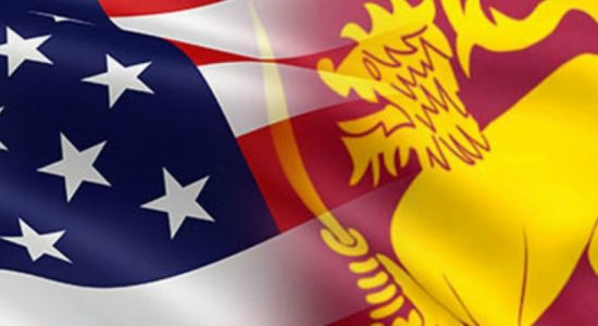 US willing to work with any legitimate government in Sri Lanka