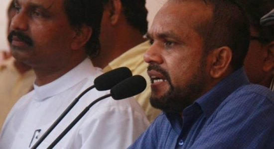 MP Ranjith Zoysa and 3 others remanded