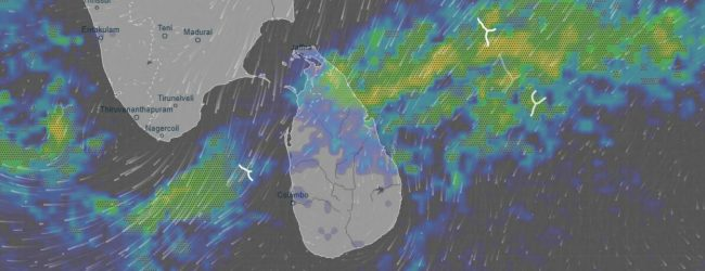 Heavy showers to be expected in the coming days