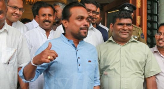 Government is behind the Digana unrest – Wimal Weerawansa