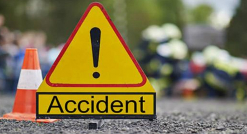Two lives claimed in an accident in Kegalle