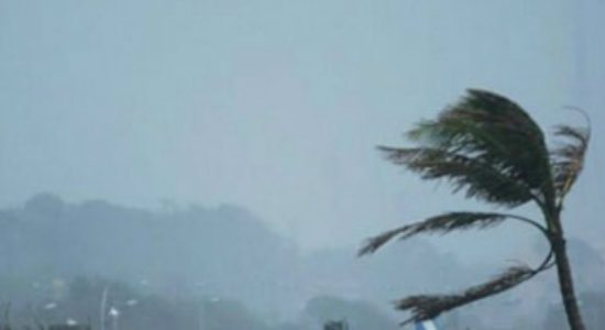 Weather Update: Rainfall to reduce over coming days