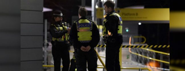 Three wounded in UK knife attack