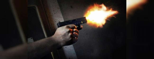 One injured in Jampettah Street Shooting